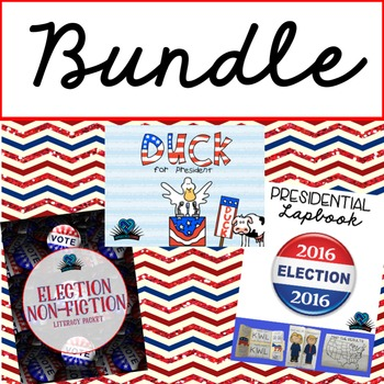 Presidential Election Bundle