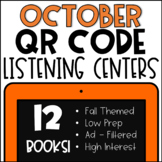 ✄October QR Code Listening Center✄