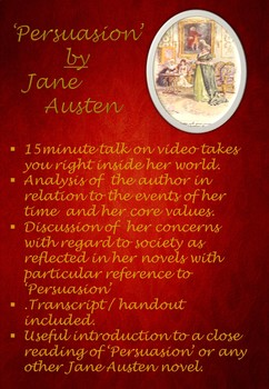 The revolutionary Jane Austen - a discussion with referenc