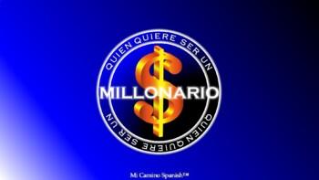 ¿Quien quiere ser un millonario? - FULLY CUSTOMIZABLE SPAN