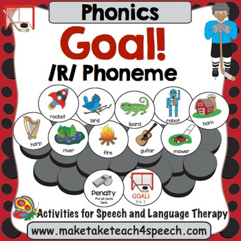 /R/ Phoneme - Goal!