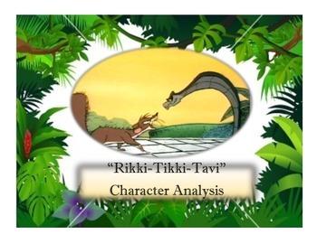 "CCSS Textual Evidence Essay:""Rikki Tikki Tavi"""