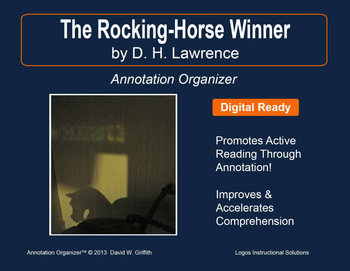 """""""Rocking-Horse Winner"""" by D.H. Lawrence: Annotation Organizer"""