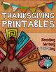 Holiday & Seasonal BUNDLE - 445 pgs * Thanksgiving * Chris
