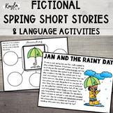 {SPRING} Fictional Spring Stories: Comprehensive Language Pack