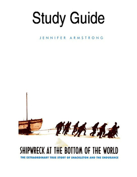 """""""Shipwreck at the Bottom of the World"""" Study Guide"""