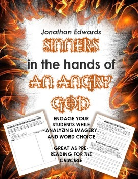 """Sinners in the Hands of an Angry God"" Mini Bundle Pre-Rea"
