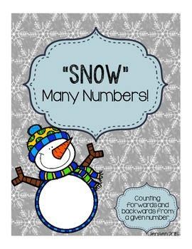 """""""Snow"""" Many Numbers"""