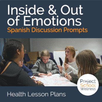 Spanish, Inside Out Discussion Questions (Inside Out Lesso