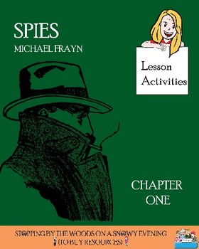 'Spies' - Michael Frayn - Chapter 1 - Hooks, Hints and Mys