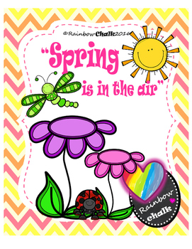 """Spring: """"Spring is in the air"""""""