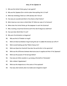 """""""Story of US"""" Movie Questions - Episode 10"""