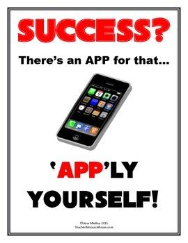 'Success' Inspirational Poster