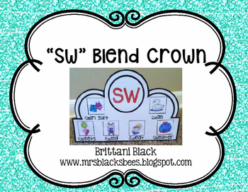 """Sw"" Blend Crown"