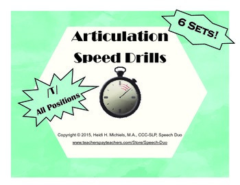 /T/ Artic Speed Drill SET