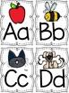 {TEAL, YELLOW, GRAY} Journeys Kindergarten Focus Wall Set