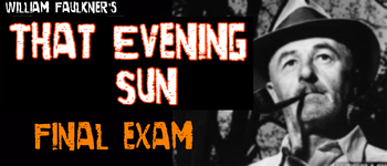 """""""That Evening Sun"""" Exam (50 Multiple Choice Questions -Ans"""
