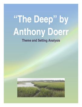 """""""The Deep"""" Setting and Theme Analysis"""