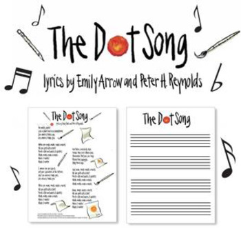 """The Dot Song"" Music Bundle"