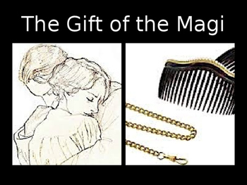 """""""The Gift of the Magi"""" PowerPoint"""