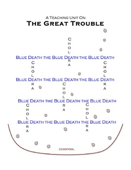"""""""The Great Trouble"""" Teaching Unit: Activities, Q & A, Voca"""