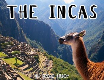 """""""The Incas"""" – Original Printable Book/Slideshow (610L Lexile)"""
