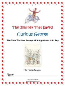 "Holocaust Unit: ""The Journey That Saved Curious George"" Me"