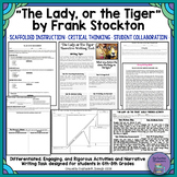 """The Lady, or the Tiger"" Close Read and Narrative Writing"