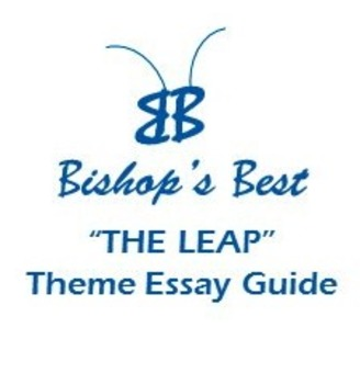 """The Leap"" by Louise Erdrich Theme Essay Guide"
