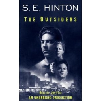 """The Outsiders"" Study Guide/Comprehension Guide"