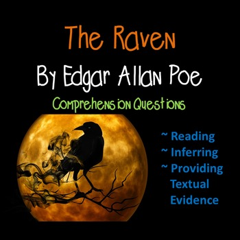"""""""The Raven"""" Questions"""