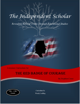 """The Red Badge of Courage""  -  Unit Study Guide by The Ind"