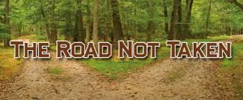 """""""The Road Not Taken"""" Close Reading and Essay Writing Packet"""