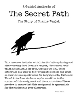 """""""The Secret Path"""" Viewing Guide"""