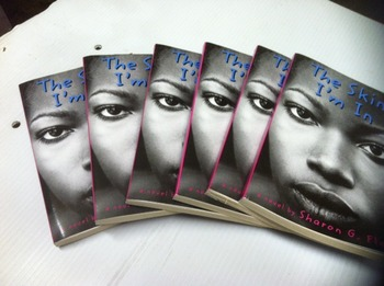 """""""The Skin I'm In"""" books, by Sharon G. Flake - Literature C"""