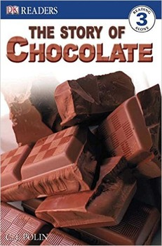 """The Story of Chocolate"" Guided Reading Lesson Plan (Level"