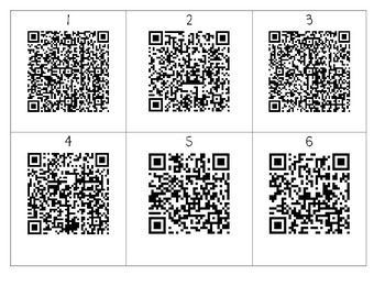 """The Wall"" QR Codes"
