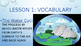 """The Water Cycle"" Chapter 8 Powerpoint Harcourt Science Textbook"