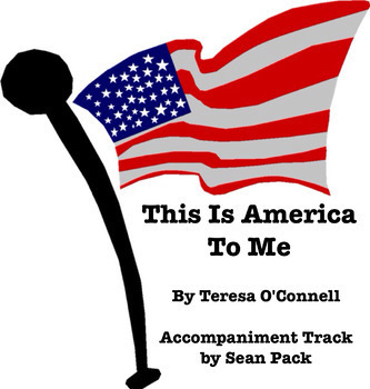 """""""This Is America to Me"""" Fully Orchestrated Accompaniment T"""