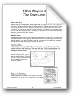 'Three Little Pigs': Other Ways to Use the Story