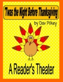 'Twas the Night Before Thanksgiving -- A Thanksgiving Read