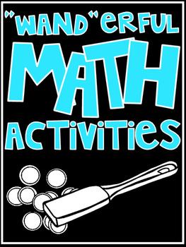 """Wand""erful Math Activities"