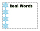 - Winter - Silly vs. Real Word Sort