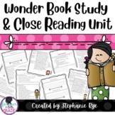 """""""Wonder"""" Common Core Close Reading Unit"""
