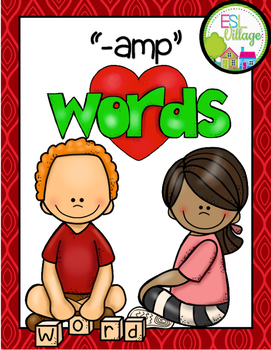-amp word family