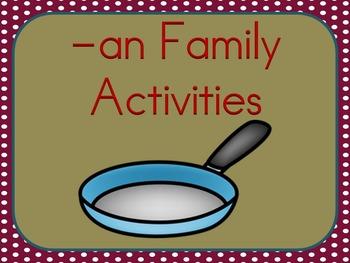 -an Family Activities