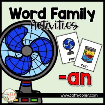 -an Family Activity set