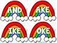 -and, -ake, -ike, -oke Activity Word Sort