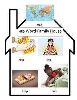 -ap Word Family House