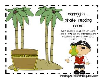-ar Pirate Game
